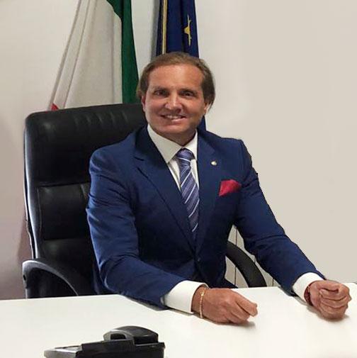 Prof. Dott. Luigi Manganiello Presidente Confimpresaitalia