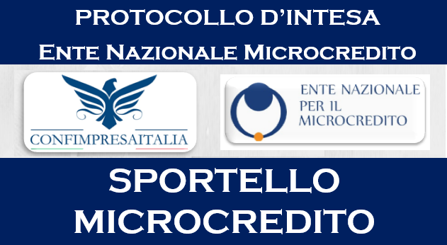 Confimpresaitalia – Ente Nazionale per il Microcredito