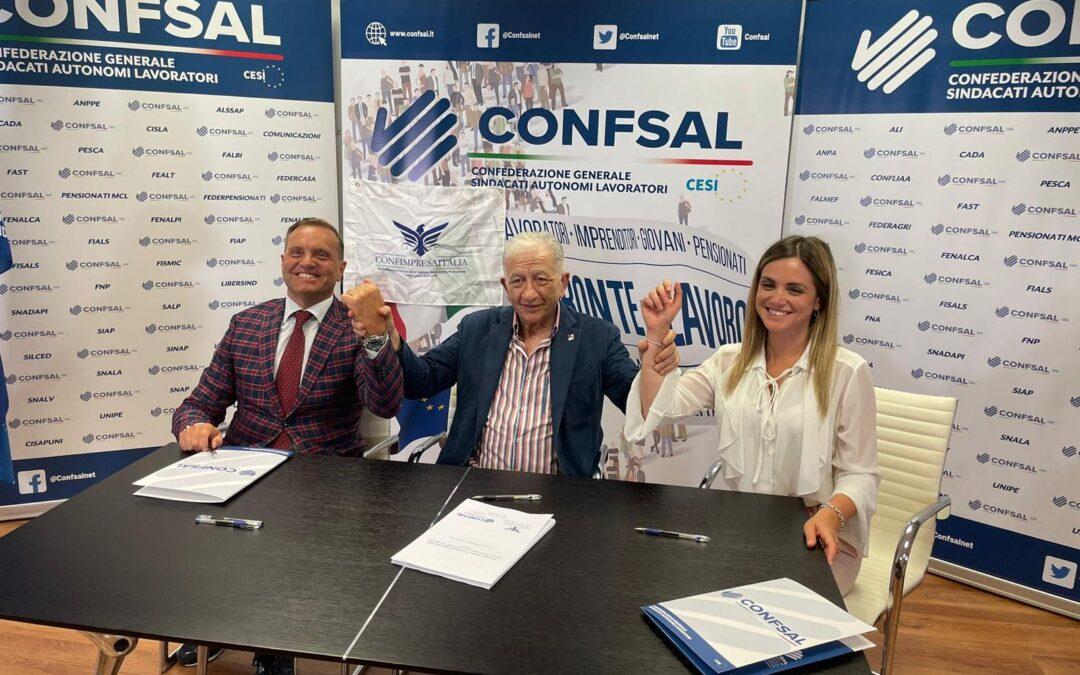 Confimpresaitalia – Confsal: sottoscritto CCNL Servizi per le P.M.I.