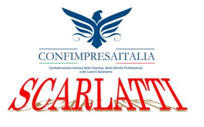 Costituita Confimpresaitalia SCARLATTI