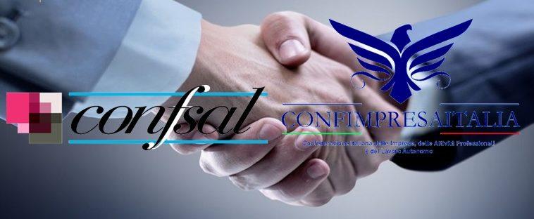 Confimpresaitalia Aderisce a CONFSAL