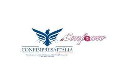 Confimpresaitalia stipula un accordo politico-sindacale con CONFEURO-LABOR