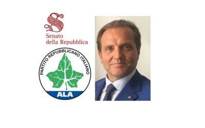 Il Presidente Manganiello candidato al Senato della Repubblica