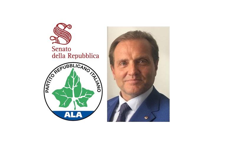 Il presidente manganiello candidato al senato della for Senato della repubblica indirizzo