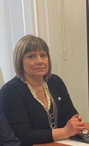"""Rita Iannucci, Presidente Confimpresaitalia """"Roma e del Lazio"""""""