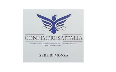 Operativa la sede di Confimpresaitalia MONZA