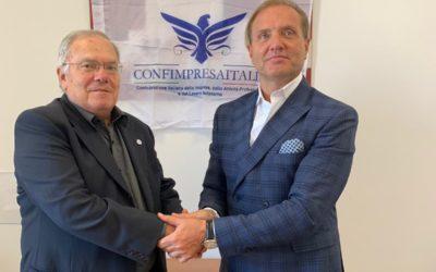 Confimpresaitalia ROMA CASSIA nomina nuovo Presidente territoriale