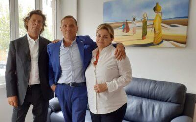 Confimpresaitalia PADOVA: incontro dirigenti – presidenza nazionale