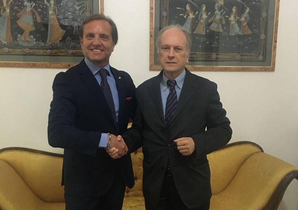 dott Luigi Manganiello e dott Ivano Uncini