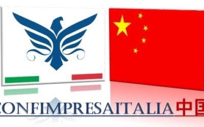 Sempre più Imprese Cinesi in Confimpresaitalia!