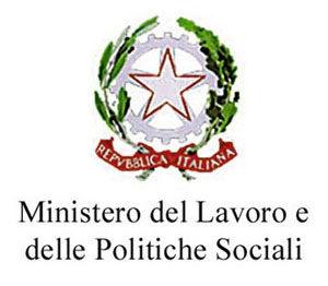 logo_ministero lavoro e delle P. S.
